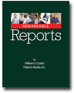 Cover of the Remarkable Reports free eBook.