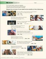 CLA PreScan Checklist