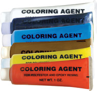 Coloring Agent, Tropical Red, 1oz