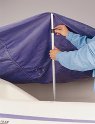 """Adjustable Boat Cover Support Pole, 36"""" to 64"""""""