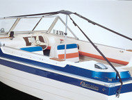 Boat Cover Support System