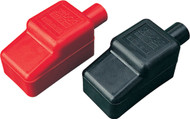 "Battery Terminal Covers, 5/8"", Black, Bulk"