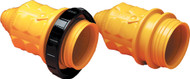 Cover w/Threaded Ring for 305CRCN & 205CRCN