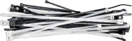 """Cable Tie, 6"""", Natural, (100)"""