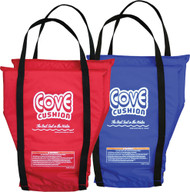 Cove Cushion, Blue