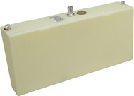 18 Gallon Permanent Fuel Tank, Port Side Withdraw