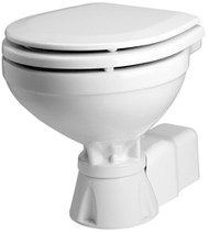 Compact Silent Electric Toilet