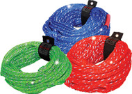 Bling Tow Rope, 6,000 lb., 6-Rider, Blue