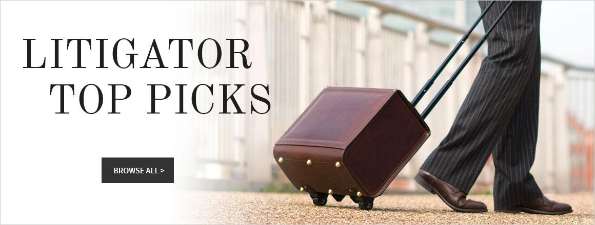Litigator Top Picks