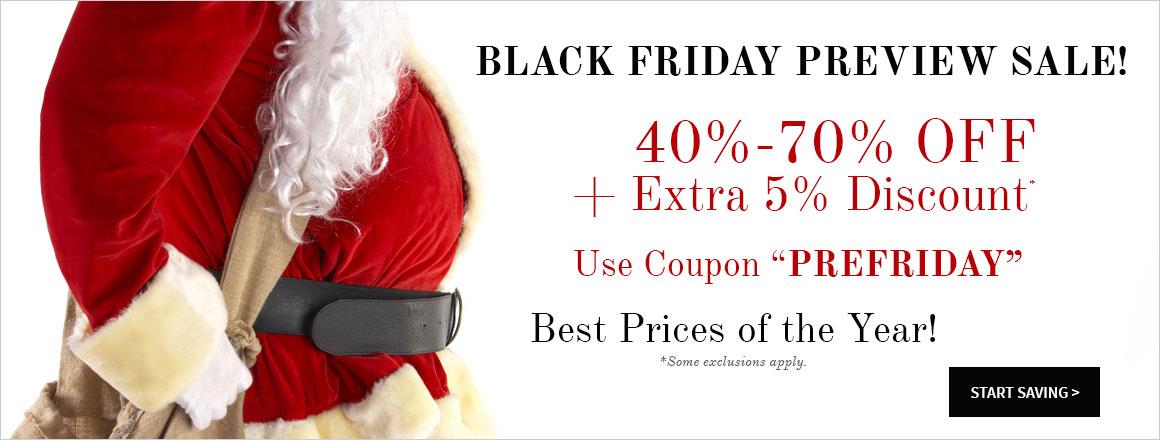 Briefcase.com Black Friday Preview Sale!