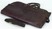 Claire Chase Tri-Fold Garment Bag Cafe