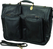 Claire Chase Classic Garment Bag Black