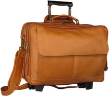 David King Wheeled Briefcase