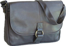 David King East/West 1/2 Flap Messenger Bag 199