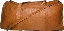 David King Extra Large Leather Duffle Bag 304