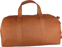 David King Frame Leather Duffle Bag 308