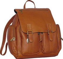 David King Laptop Backpack w/2 Front Pockets