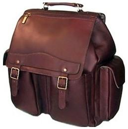 David King Jumbo Leather Backpack 354 Extra Large Leather Backpack