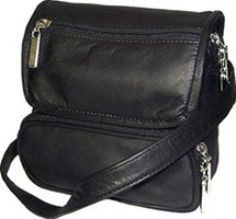 David King Large Double Pocket Waist Pack 409