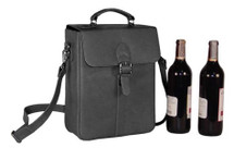 David King Deluxe Wine Bottle Carrier