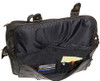 Edmond Leather Expandable Briefcase Carry All 211 Inside