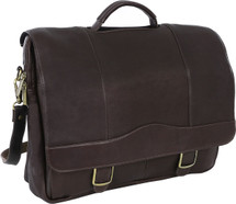 Edmond Leather Executive Portfolio (Chocolate)
