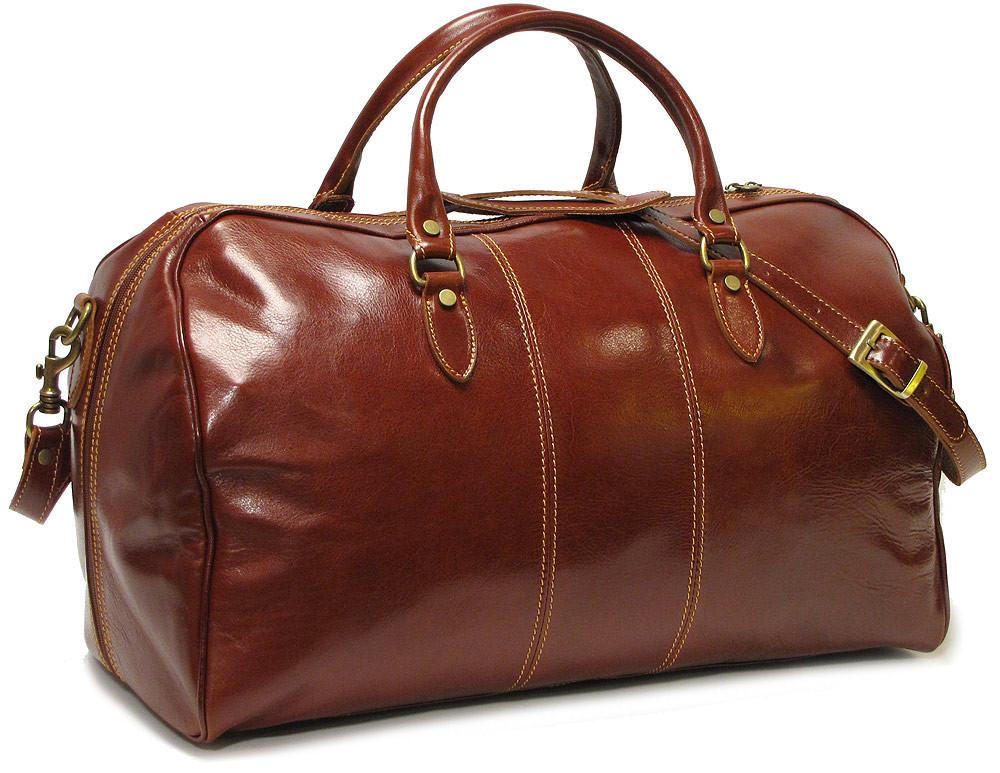 Floto Venezia Duffle Bag Leather Duffle Bag Duffel Bag 18 Italian ...