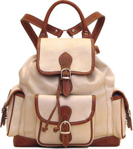 Floto Toscana Pack Leather Backpack 2123