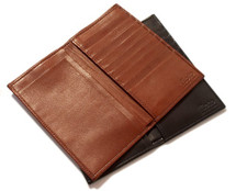 Floto Firenze Checkbook Wallet
