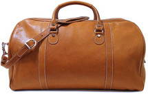 Floto Parma Leather Duffle Bag 4040P