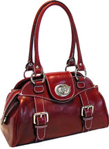 Floto Procida Handbag Red