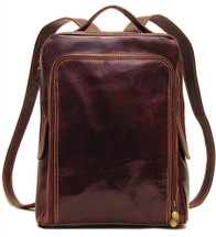 Floto Milano Pack Leather Backpack 6538