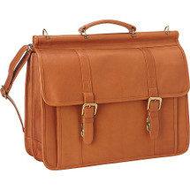 Le Donne Classic Rod Laptop Briefcase 628R