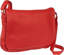 Le Donne Full Flap Over Shoulder Messenger Bag H148