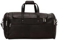 "Le Donne 22"" Voyager Duffel Bag (Cafe)"