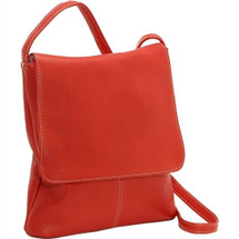 Le Donne Simple Flap Over Crossbody Bag LD-T784
