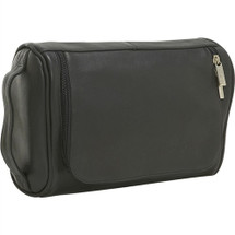 Le Donne Vaqueta Leather Toiletry Bag TR492