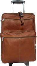 Piel Leather 22 Inch Wheeled Traveler 2020