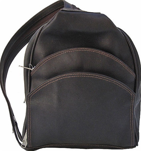 Piel Leather Backpack Sling 7776