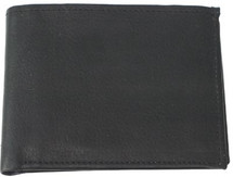 Piel Leather 9052 Bi-Fold Wallet 9052