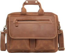 Pratt Leather London Executive Satchel 102