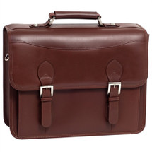 Siamod Belvedere Leather Double Compartment Case 2506