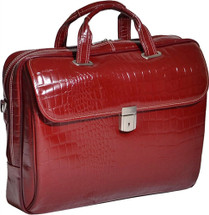 Siamod Servano Small Laptop Briefcase 3553