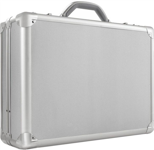 The Solo 17'' Aluminium Laptop Attache Case AC100