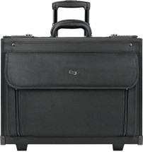 "Solo Classic Collection 17"" Rolling Catalog Case B78"