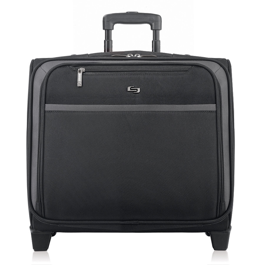 The Solo 16'' Rolling Overnighter Case CLA901