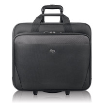 "Solo 17.3"" Rolling Case CLS910 Classic Collection"