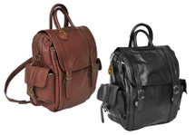 Amerileather Three Way Backpack 1516