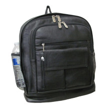 Amerileather Traditional Backpack 1515 - Black