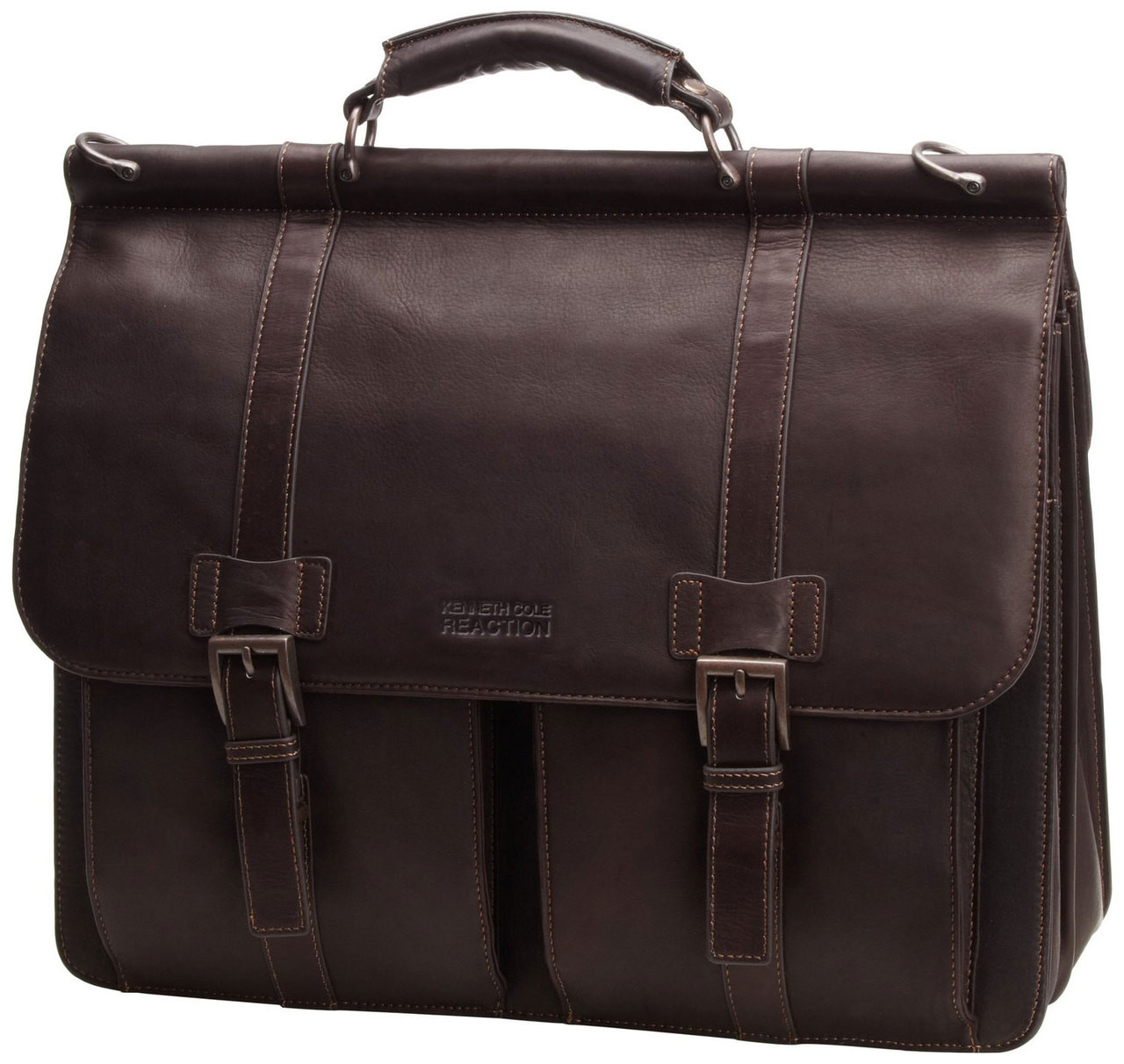 Kenneth Cole Reaction Mind Your Own Business Colombian Leather ...